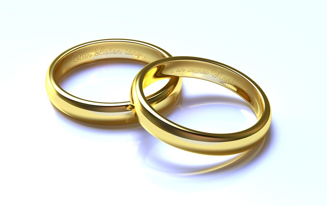 How to get a proper wedding ring Yes Dublin