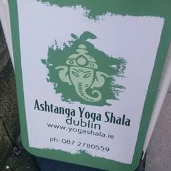 Ashtanga Yoga Shala Dublin