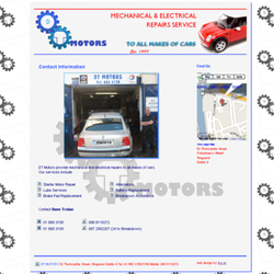 DT Motors
