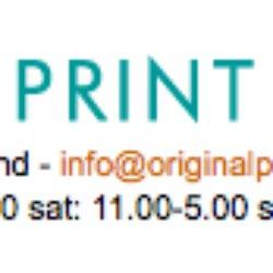 Original Print Gallery