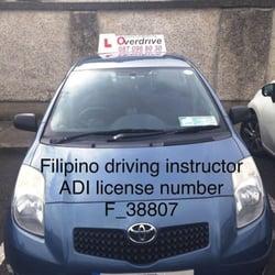 Overdrive School of Motoring