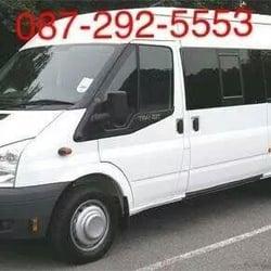 Budget Minibus Hire