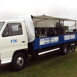 F J Keogh & Co. Motor Factors