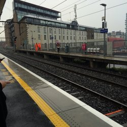 Grand Canal Dart Station