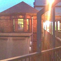 Lansdowne Road Dart Station
